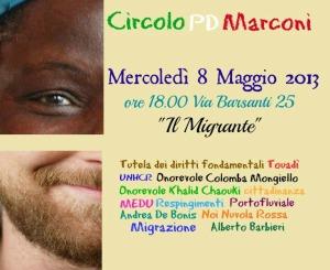 migrante8maggio